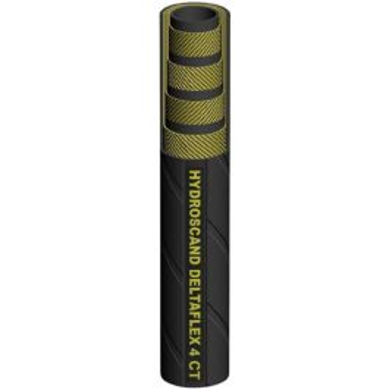 Deltaflex Hydraulslang 4-stål