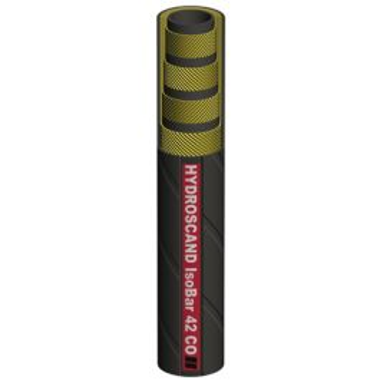 Hydraulslang Isobar 42 4/6-stål R15 CO