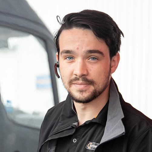 Liam, platschef Spånga