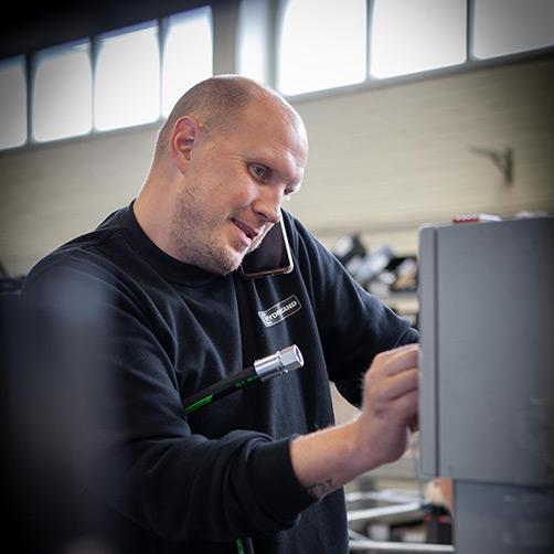 Antero platschef Luleå