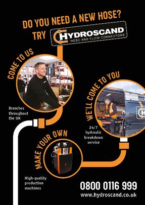 Hydroscand brochure