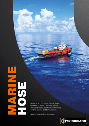 Marine Hose brochure - new cover