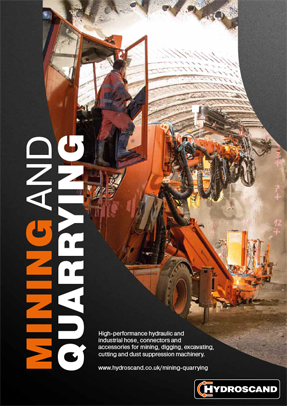 Mining and quarrying brochure